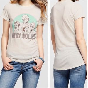 Golden Girls Stay Golden Vintage Style TShirt